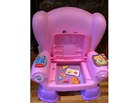 Fisher Price Learn and Laugh Chair