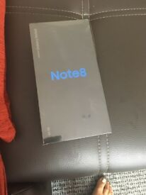 Samsung galaxy 8note 64 gb brand new no use its in box