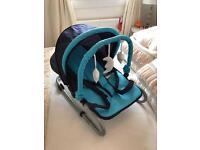 Kidsmile Baby Chair (blue)