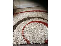 Large rectangular rug