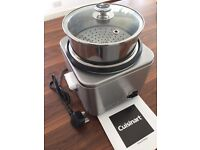 Cuisinart cook and steam rice cooker CRC800U