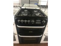 60CM BLACK CANNON GAS COOKER