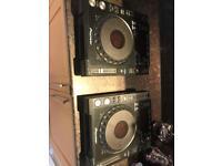 2 cdj 850k (pair)