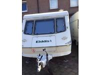 Elddis vogue caravan awning 2 berth