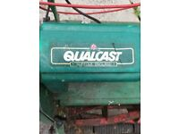 Qualacast Suffolk Punch 35 Electric Mower With Roller