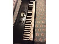CASIO keyboard, great condition. Lots of functions, would suit school/ college pupil