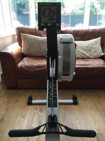 Concept 2 Rower / Rowing Machine Updated Model D With PM3 Monitor, Serviced