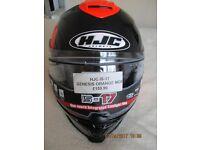 HJC Genisis IS-17 Motorcycle Helmet