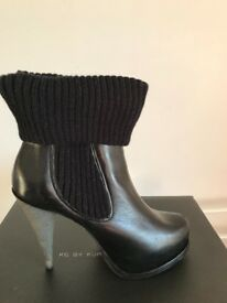Designer boots and wedges for sale