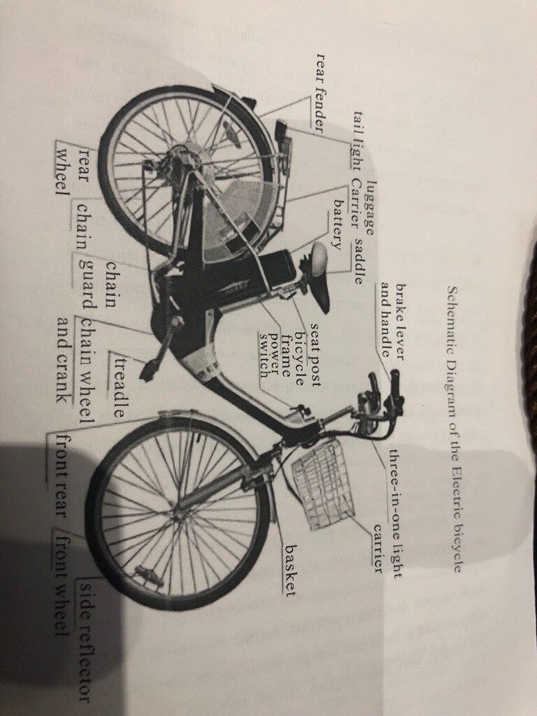 Electric Bike In Excellent Condition Wembley London Gumtree Circuit Diagram Of