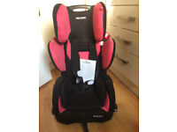 Recaro Young Sport Car Seat Group 123 (9-36kg)