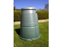 LIN PAC Plastic Garden Composting Bin For Sale