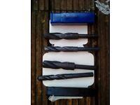 Selection Blacksmiths Drill Bits