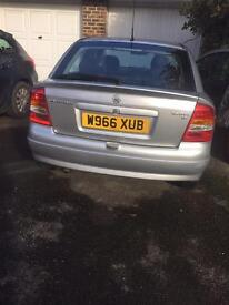 Vauxall Astra 1.7