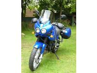 Triumph Tiger 955i (2005) - only 9800miles.