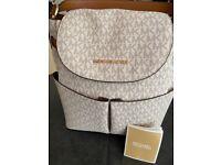 Immaculate MK backpack
