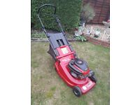 SUFFOLK PUNCH ROTARY PETROL MOWER 16RS SELF PROPELED