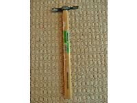 Homebase Cross Pein Pin Hammer Hickory Shaft Hand Tool DIY