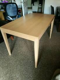 Dinning Table (beech effect)