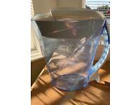 Zero water filter jug