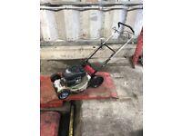 Mountfeild sp53h large petrol lawnmower
