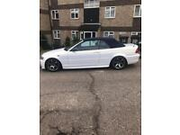 Bmw E46 2005 320d Convertible Highly Modified