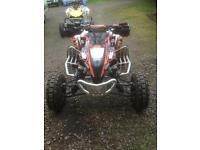 Ktm 505sx race quad
