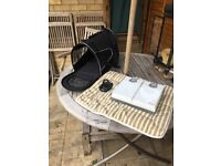 Cat or Small Dog carrier and pack of items