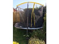 Trampoline brand new never been used