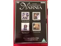 The Chronicles Of Narnia. BBC. The Complete 4 Disc Collector's Edition.