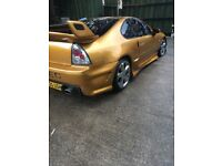 Honda prelude 2.2 automatic full leather seats interior need space reason for sale