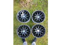 bmw 16 inch alloys