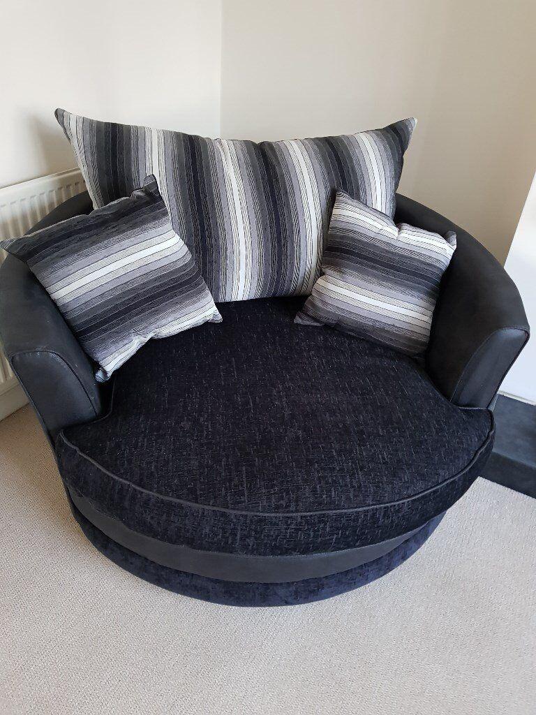 Scs Swivel Cuddle Chair Bruin Blog