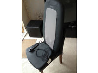 HoMedics Rolling Massage Seat