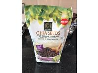 Terrafertil Chia Seeds 1kg UNOPENED