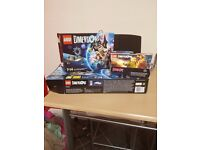 PS4 Lego Dimensions starter pack comes with additional Lego characters