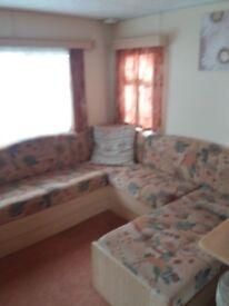 2 bed static caravan for sale