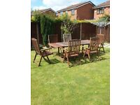 Garden PatioTable and Chairs