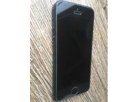 Iphone5 black 32GB Unlocked
