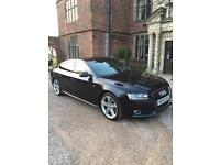 2010 AUDI A5 2.7TDI SLINE AUTO FULLY LOADED 5 DOOR