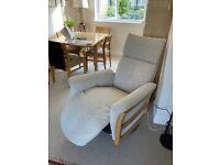 Ercol recliner chair