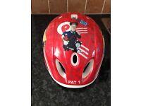 Postman pat extra small helmet