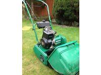 Suffolk classic 35s petrol mower