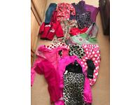 Bundle of size 3-4 years girls' clothing including NEXT, River Island Kids, M&S some BNWT
