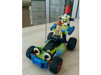 Lego toy story buzz and woody to the resue 7590