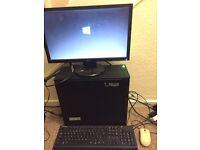 Home desktop computer