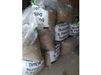 Large bags of Ballast