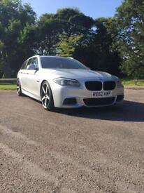 BMW 5.20D M Sport full service