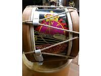 Kids base drum