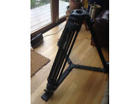 Manfrotto 525MVB Video Tripod Legs with 165 Spreader